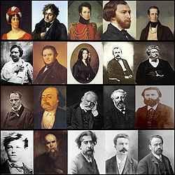نویسندگان و شاهکارهای ادبی فرانسه