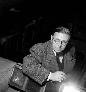 ادبیات فرانسه قرن 20, ژان پل سارتر