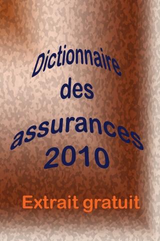 فرهنگ اصطلاحات بیمه به زبان فرانسوی