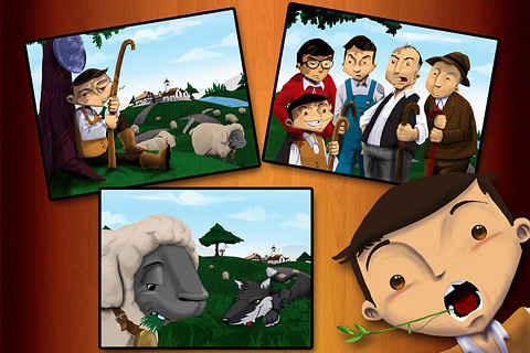 داستان های کودکانه فرانسوی