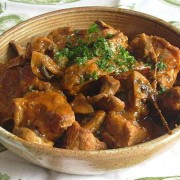 سوته گوشت فرانسوی